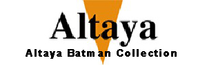 Altaya Batman Collection