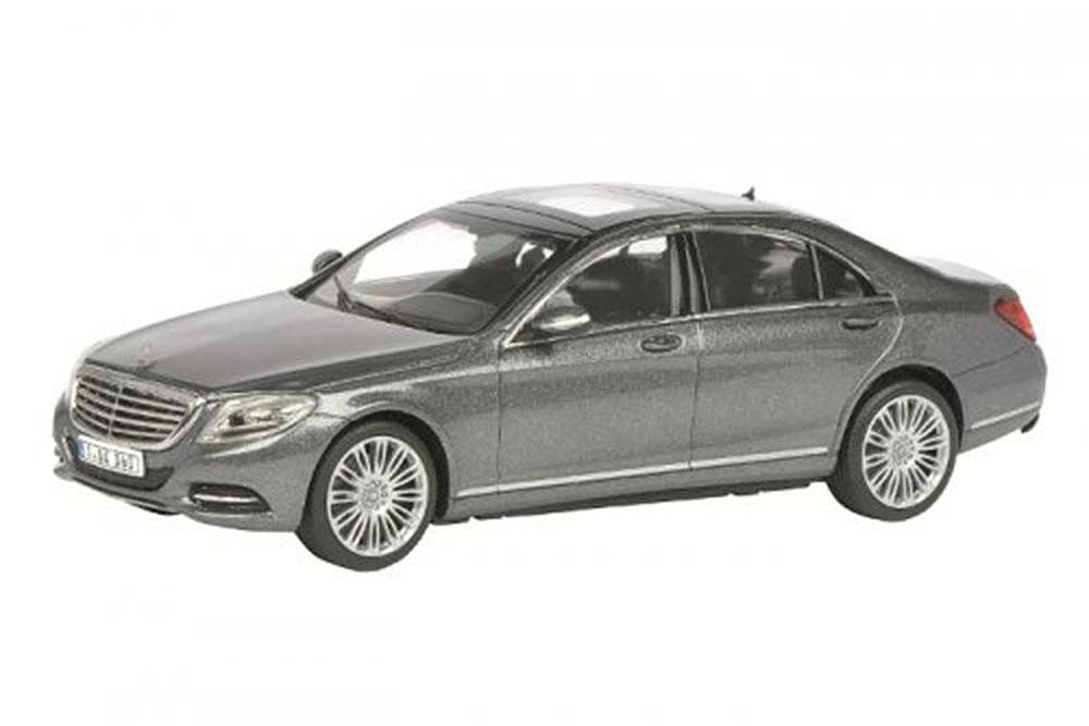 ordenar ahora Schuco 07538 1 43 mercedes w222 S-Class 2013 2013 2013 gris metalizado  selección larga