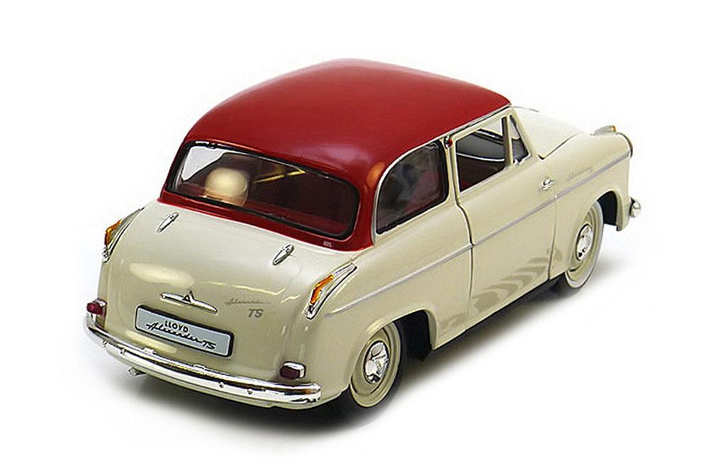 Revell 084639091 1 18 Lloyd Alexander ts 1957 blanco blanco blanco rojo 3b077c