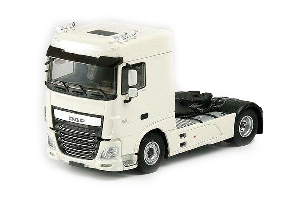 ELIGOR 115548 1 43 DAF XF106 460 Euro 6 (Low Roof) Trunk 2016 White