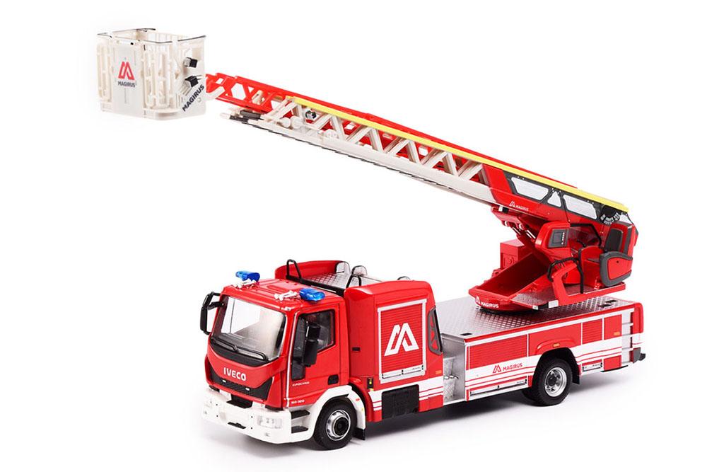 ELIGOR 116255 1 43  Iveco deuxsociétés fire ladder MAGIRUS TTL m32 L-AS Euro 6 2018  le meilleur service après-vente