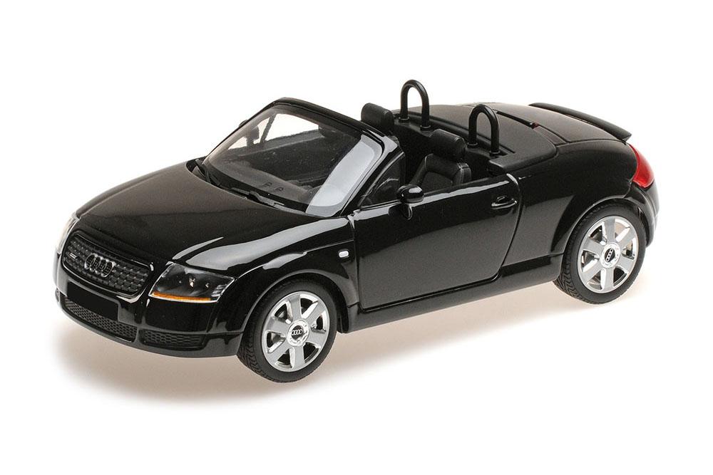 Todo en alta calidad y bajo precio. Minichamps 155017030 1 18 Audi TT Roadster 1998 1998 1998 negro  punto de venta