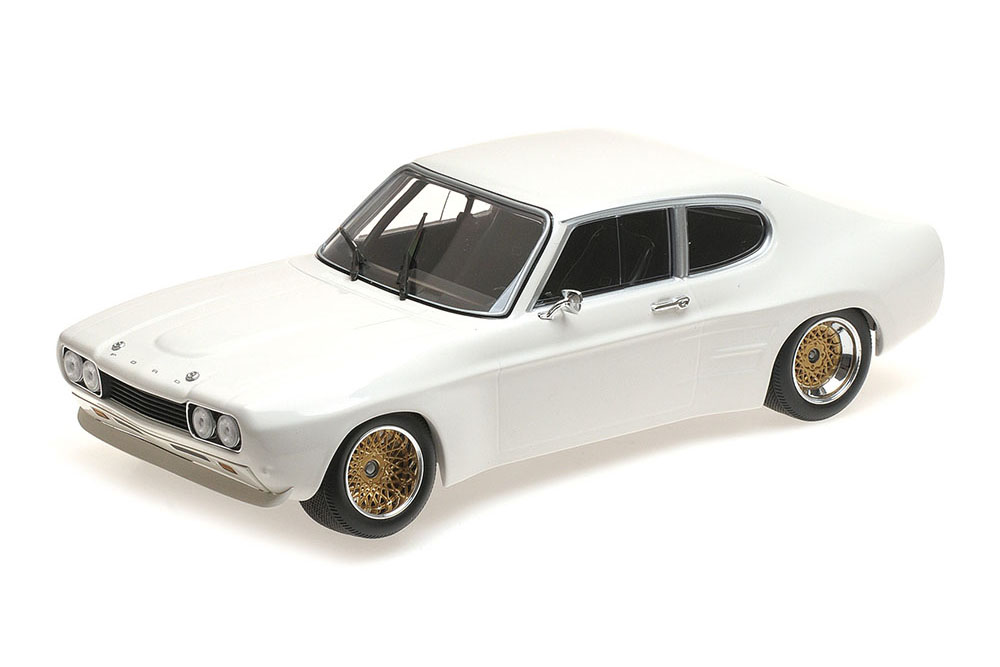 155708500 minichamps ford rs 2600 weisser 18