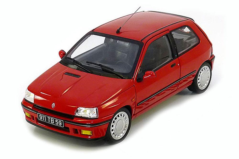 Norev 185231 1 18 Renault Clio 16s s1 1991 rojo