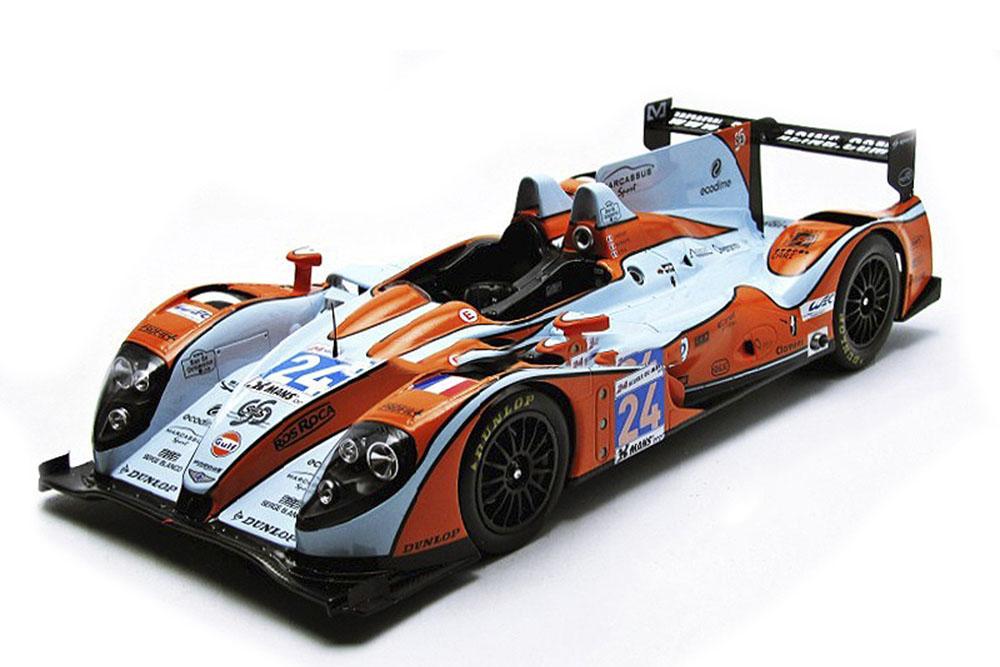 Spark 18S077 1 18 MORGAN Judd OAK  Racing Gulf LMP2 Le Mans 2012  nous fournissons le meilleur