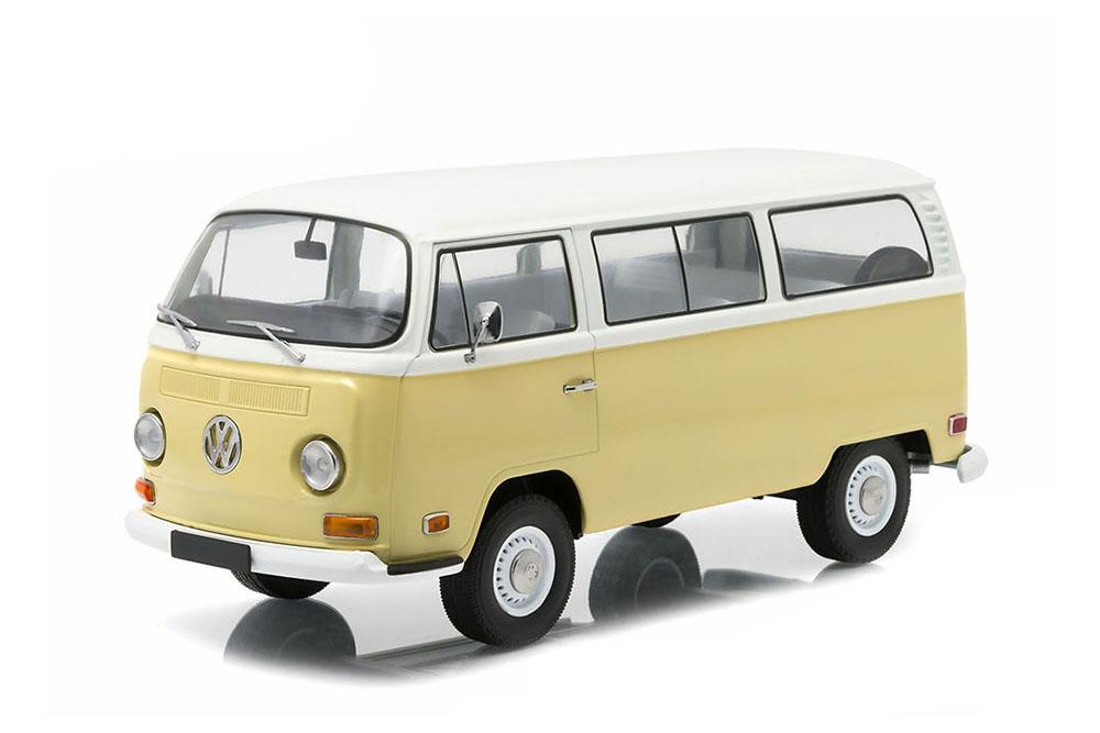 vertlight 19012 1 18 VW Volkswagen t2a Bus 1971 Kansas Beige PASTEL blanc