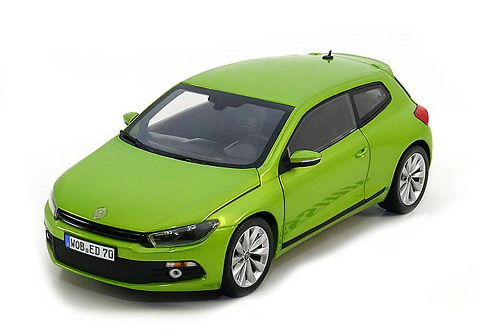 marcas de diseñadores baratos Norev 1k8099302ar6t 1 18 VW Volkswagen Volkswagen Volkswagen Scirocco 2008 verde Metallic Special Edit  Vuelta de 10 dias