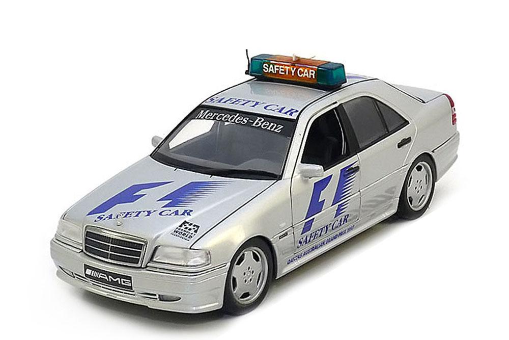 - modelle 26105 1,18 mercedes w202 sommer 1997 3,6 amg safety - car der formel 1