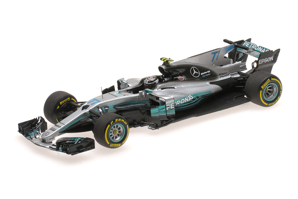 MINICHAMPS 410170077 1 43 Mercedes AMG Petronas FORMULA ONE TEAM f1 w08 EQ Power