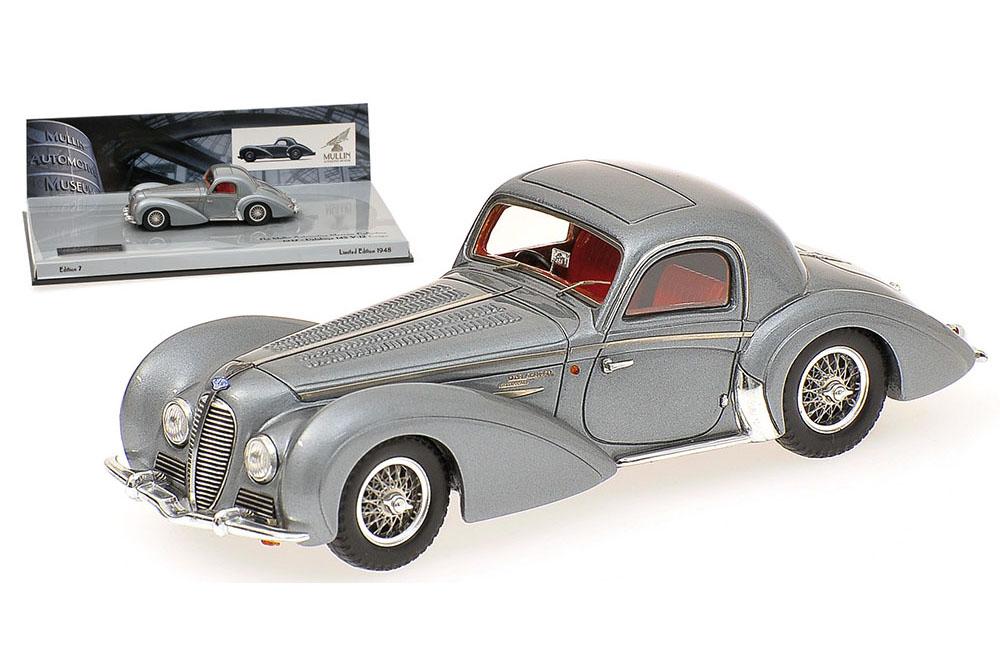 437116120 minichamps 1 43 delahaye 145 coupé von 1938