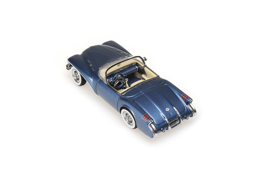 Buick Wildcat Ii Concept 1954 Limited Edition 999 Pcs