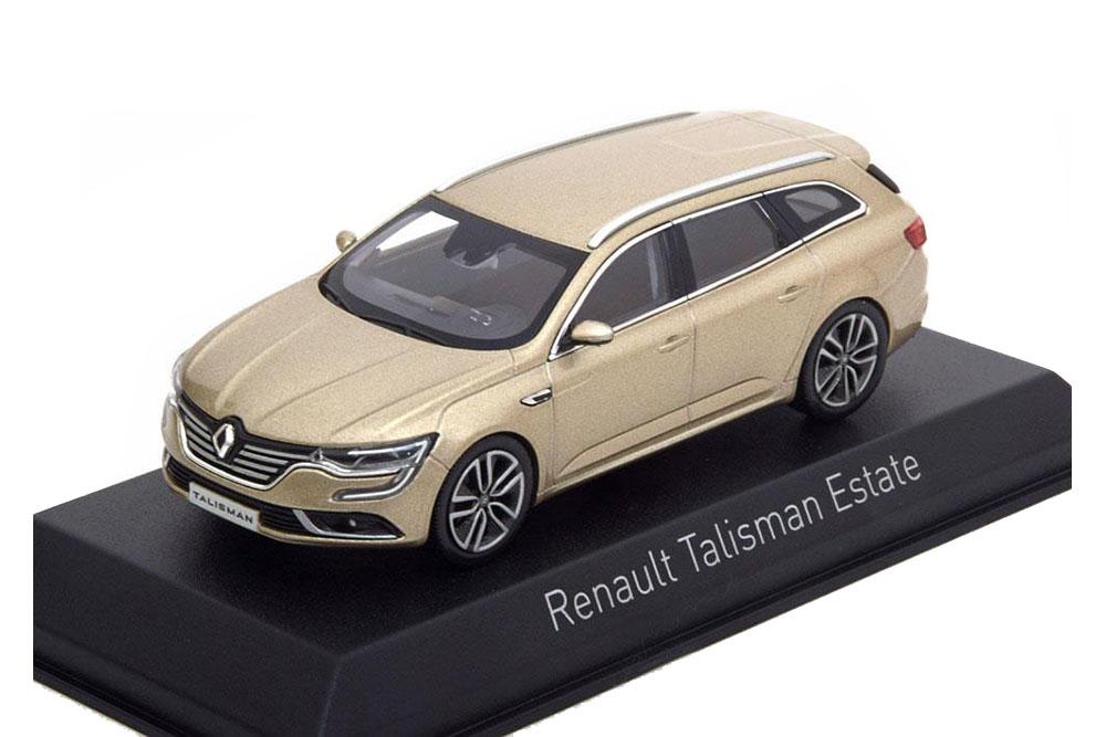 Renault Talisman Estate 2016 Dune Beige Modellisimo Scale