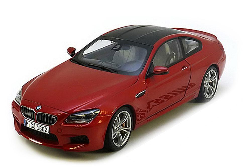 Bmw m6 coupé paragon 80432218738 1,18 f13 2012 Orange special edition von bmw
