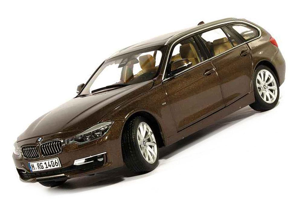Paragon 80432244243 1 18 BMW f31 3-er 335i Touring 2013 bronze Sparkling metalli