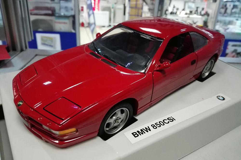 Revell 80439419944 1:18 BMW E31 850 CSI 1992 RED