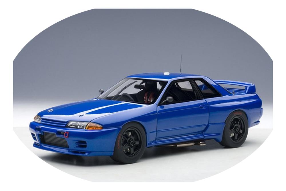 AUTOART 89281 1 18 Nissan Skyline GT-R (r32) Bathurst Plain Body Version 1992 BL