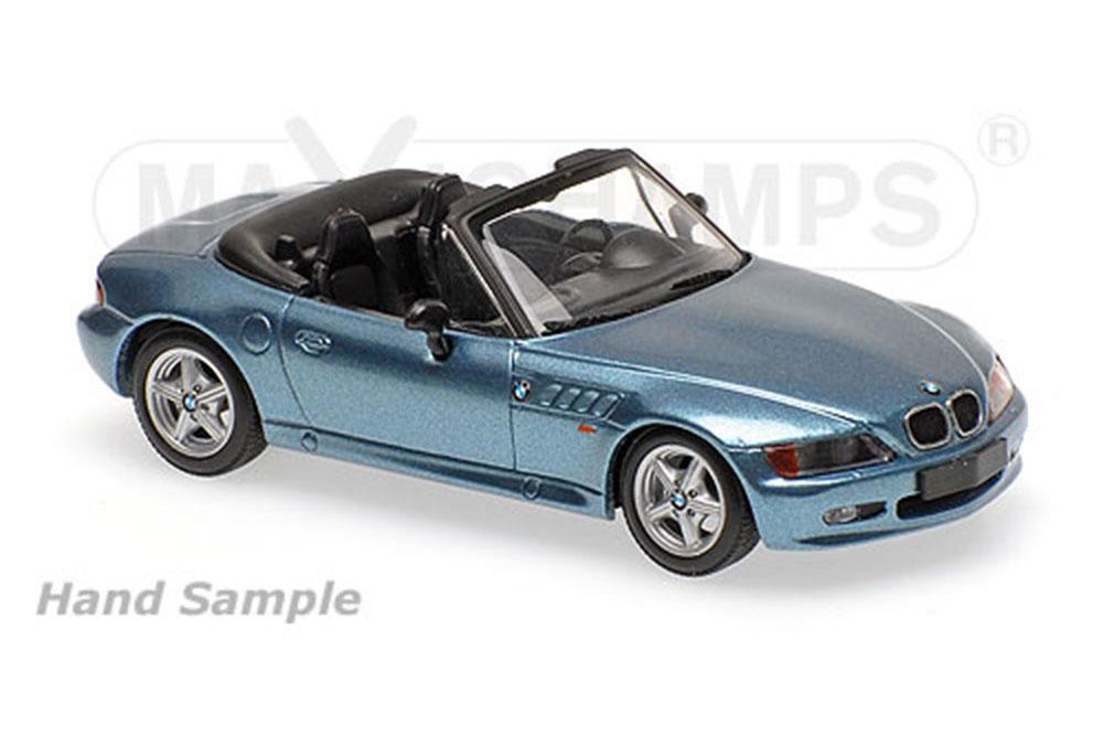 Maxichamps 940024331 1 43 bmw z3 1997 azul azul azul f3596f