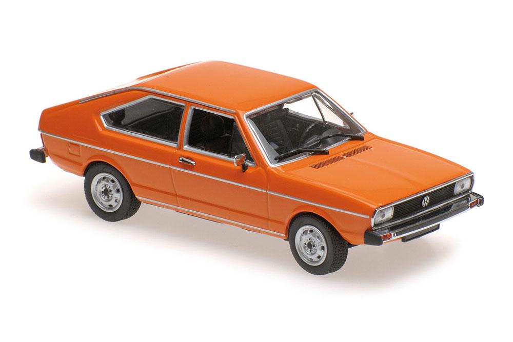 e5f47b13278516 Maxichamps 940054201 1 43 VW VOLKSWAGEN PASSAT 1975 LIGHT ORANGE 1 von 3Nur 1  verfügbar ...