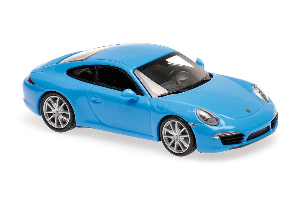 Maxichamps 940060220 1 43 PORSCHE 911 911 911 S 2012 blueE c1fa94