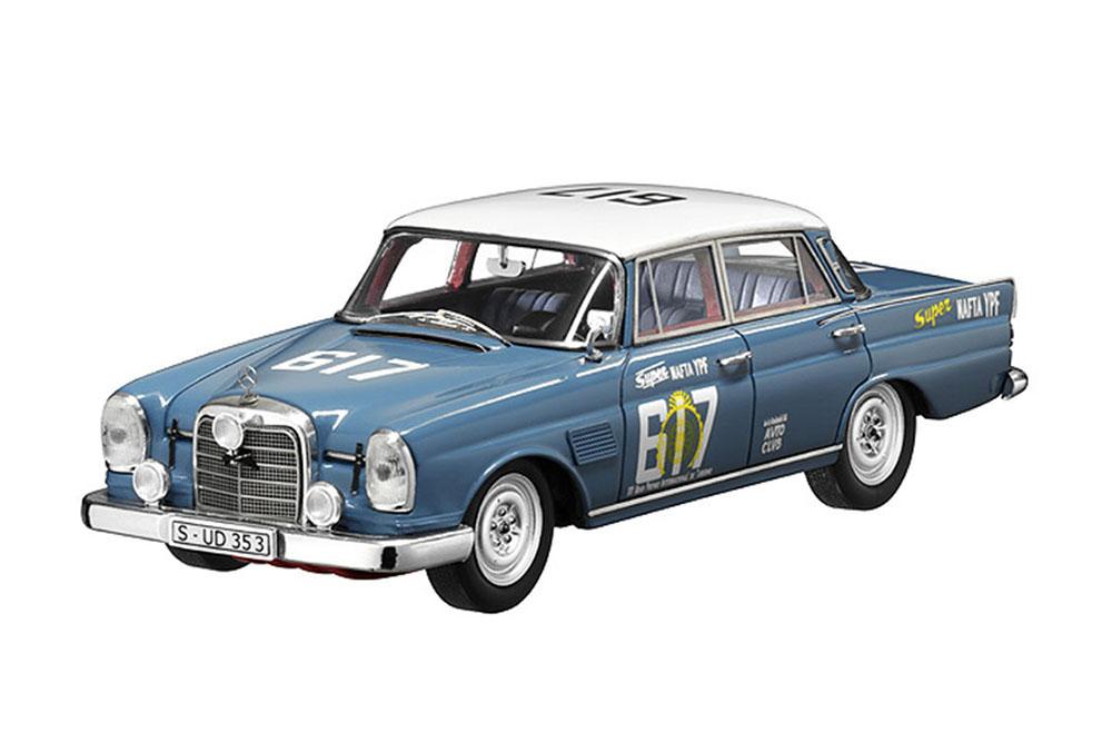 Spark b66041021 1 43 mercedes w112 3 300se rally vehículo 1964 Rally