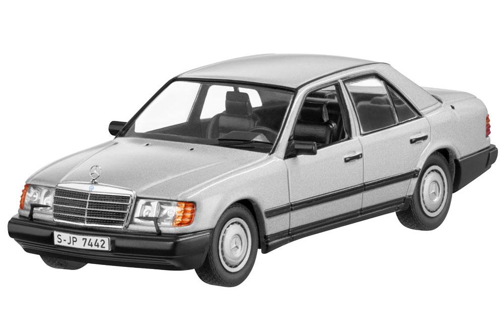 I-Scale B66041036 1 43 MERCEDES W124 300 E 4MATIC 1985-1993 Silber