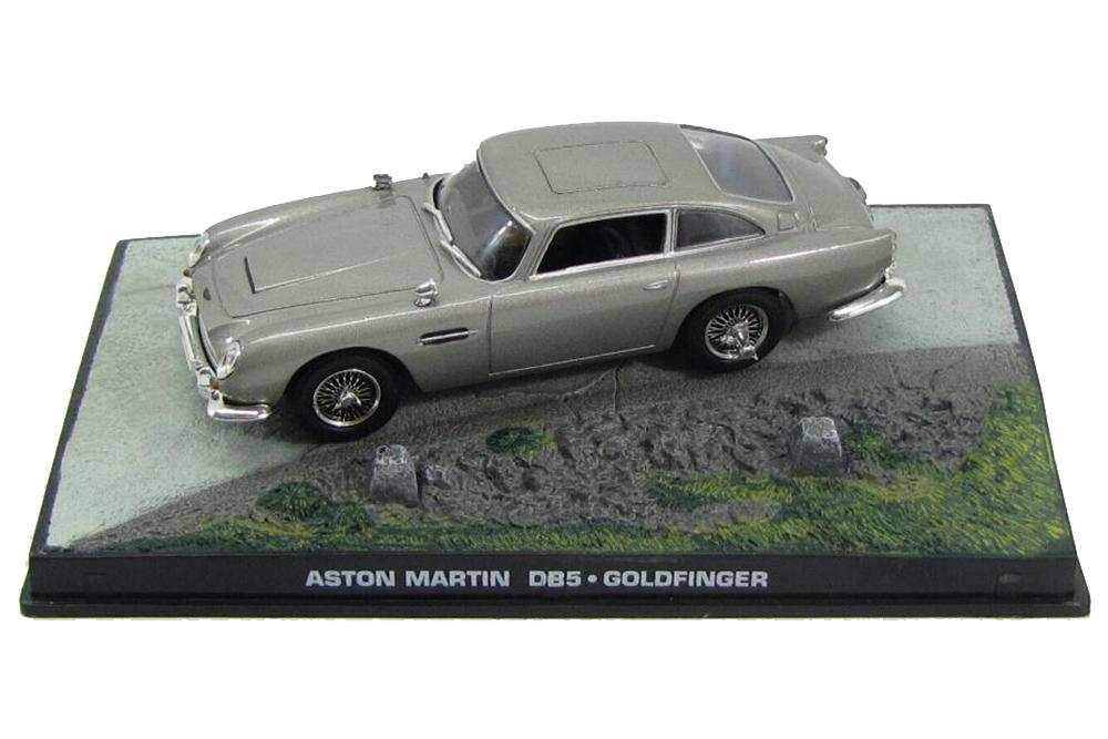 210396336b985e Altaya 007 Collection JB11 1 43 ASTON MARTIN DB5 THUNDERBALL 1965 SILVER