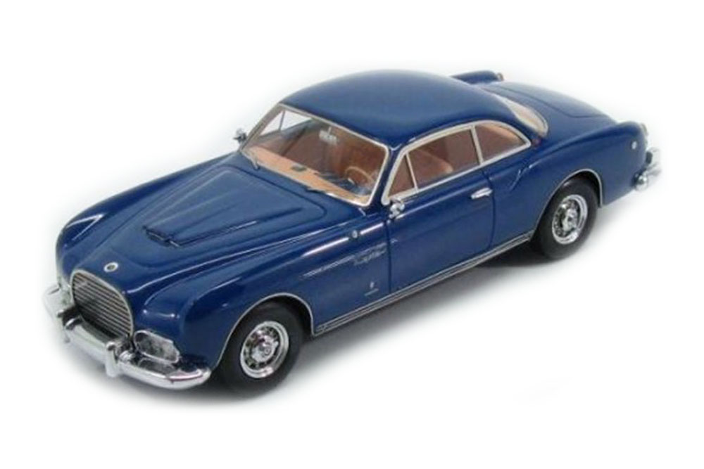Kess ke43032010 1 43 Chrysler New Yorker Ghia Coupé 1954 blu