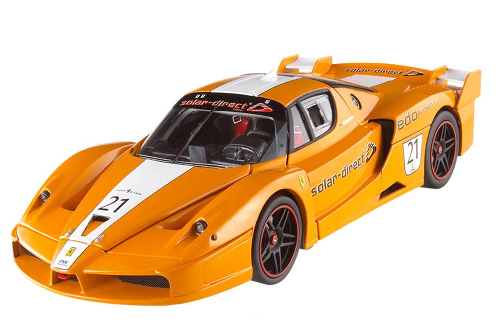 Hot Wheels elite l7114 1 18 Ferrari FXX 2007 solar Direct le 5000 PCs.