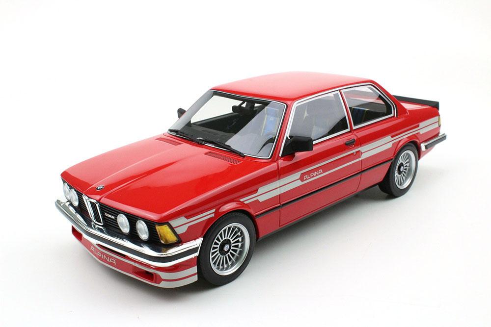 Ls Collectibles ls020c 1 18 bmw e21 323 alpina 1983 rojo Limited Edition 250 PCs