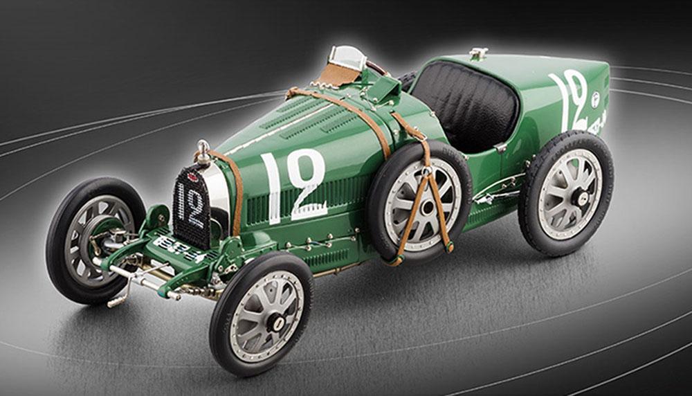 Bugatti T35 Great Britain 1920 Limited Edition 2000 Pcs