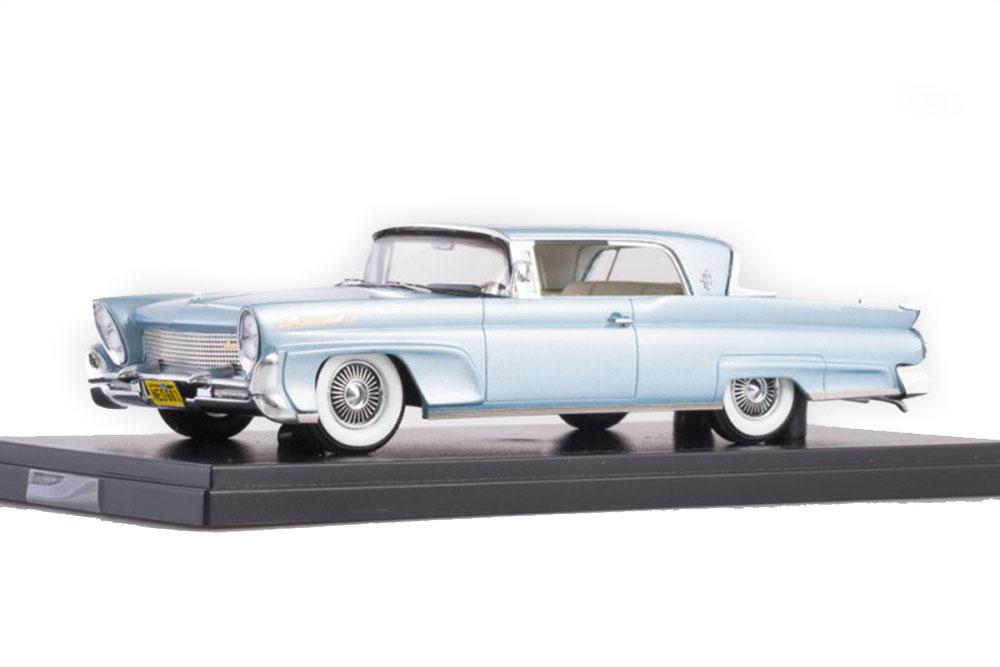 alta calidad y envío rápido Neo neo46001 1 1 1 43 lincoln continental MkIII hardtop coupe 1958 metalizado Light bl  soporte minorista mayorista