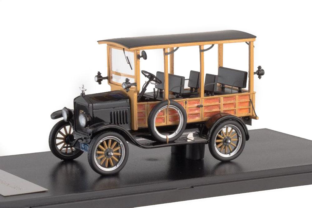 масштабные модели ford t