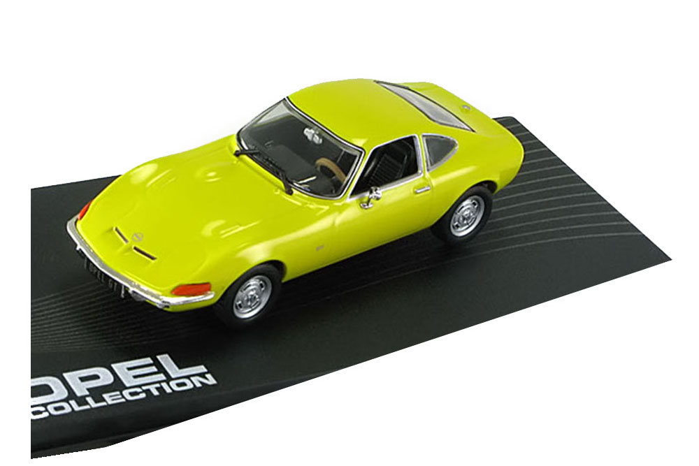Opel GT 1968-1973 1//43