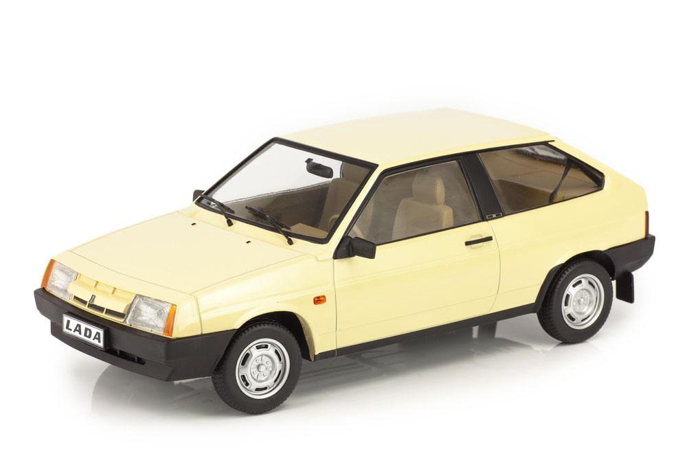 Premium Scale Models psm-dc18003e 1 18 VAZ LADA 2108 Samara (USSR Car) 1987 Beig