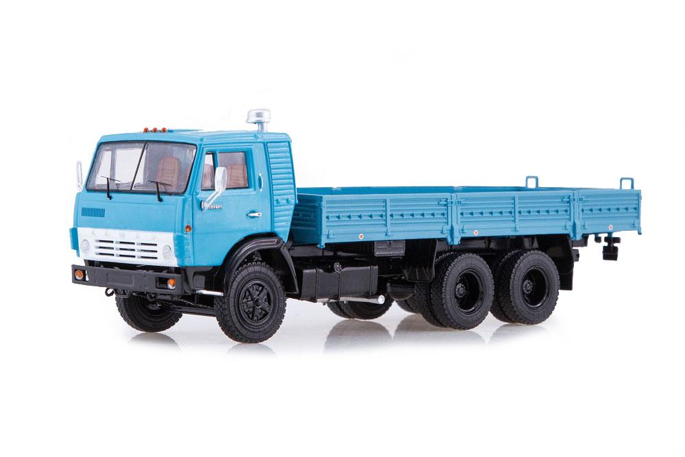 SSM ssm1280 1 43 Kamaz - 53212 onboard (USSR Russian Car)