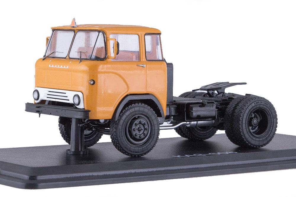 SSM ssm1290 1 43 kaz-608 trunker (USSR Russian Car)
