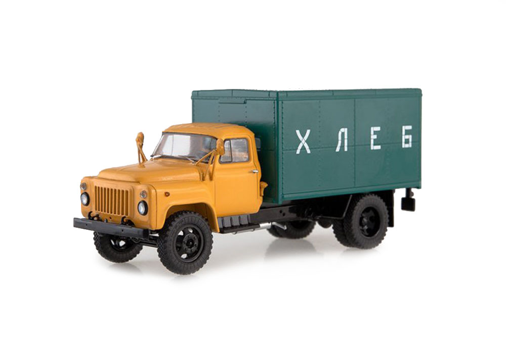 SSM SSM1328  1 43 GAZ 52 gzsa - 3704 later facing Radiator (USSR RUSSIAN voiture)  les dernières marques en ligne