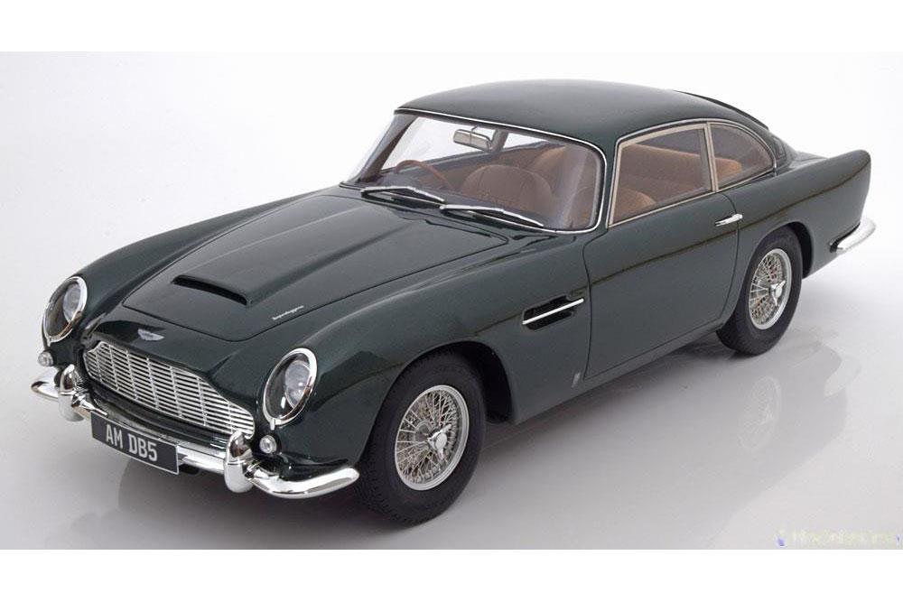 Aston Martin Db5 1963 1965 Dark Green Metallic Limited Edition 300 Pcs Modellisimo Com Scale Models 1 18 1 43 1 12 M O D E L L I S I M O