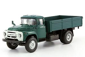 ZIL-130 1976 GREEN/KHAKI