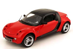 Mercedes Smart Rodster (Typ 452) 2003 Spice Red