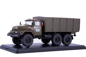 ZIL 131 CAR-FURGON AFHO-131M (USSR RUSSIAN) | ЗИЛ 131 АВТОМОБИЛЬ-ФУРГОН АФХО-131М *ЗИЛ ЗАВОД ИМЕНИ ЛИХАЧЕВА