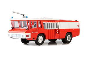 ZIS 131 AC-40-161 FIRE TRUCK (USSR RUSSIAN) | ЗИЛ-131 ЦИСТЕРНА ПОЖАРОТУШЕНИЯ АЦ-40-163 НА БАЗЕ ЗИЛ-131 *ЗИС
