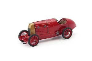 FIAT S76 THE BEAST OF TURIN 1911 RED