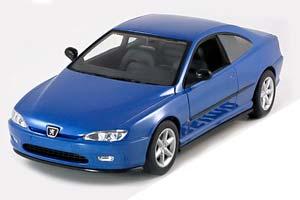 Peugeot 406 Coupe 1999 Blue Metallic