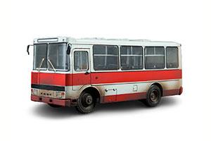 PAZ-3203 (USSR RUSSIA) | ПАЗ-3203 (СО СЛЕДАМИ ЭКСПЛУАТАЦИИ) *ПАЗ ПАВЛОВСКИЙ АВТОЗАВОД