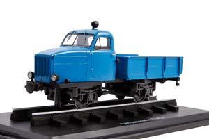 TRAIN AUTODREZINA GMD-4 (USSR RUSSIA) | АВТОДРЕЗИНА ГМД-4 *ПОЕЗД