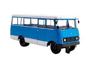 GAZ-53-12/-3307 TC-3965 (USSR RUSSIA) | ГАЗ-53-12/-3307 АВТОБУС ТС-3965 *ГАЗ ГОРЬКОВСКИЙ АВТОЗАВОД ГОРЬКИЙ