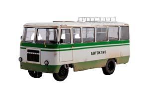 GAZ-53A KUBAN G4AS AUTOCLUB (USSR RUSSIA) (WITH FOLLOWING OPERATIONS) | КУБАНЬ-Г4АС (СО СЛЕДАМИ ЭКСПЛУАТАЦИИ)