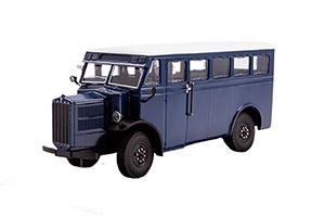 TATRA T-27 DARK BLUE