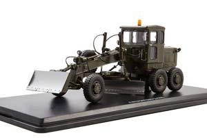 GRADER D-598 (USSR RUSSIA) GREEN | АВТОГРЕЙДЕР Д-598 *ГРЕЙДЕР